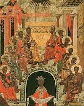 Pogorârea Sfântului Duh - Cincizecimea