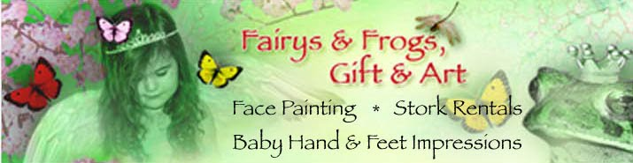 Fairys & Frogs, Gift & Art