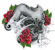 SKULL TATTOOS / SKULL TATTOO GALERY / SKULL TATTOO ART