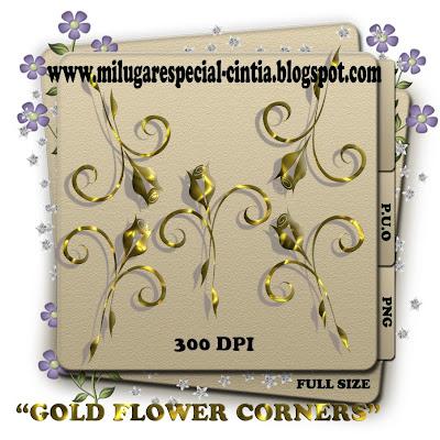 http://milugarespecial-cintia.blogspot.com/2009/12/gold-flower-corners-freebie.html