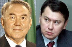 Nazarbaiev/Aliyev