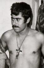 1º. CABO JORGE LUÍS DOMINGOS VICENTE