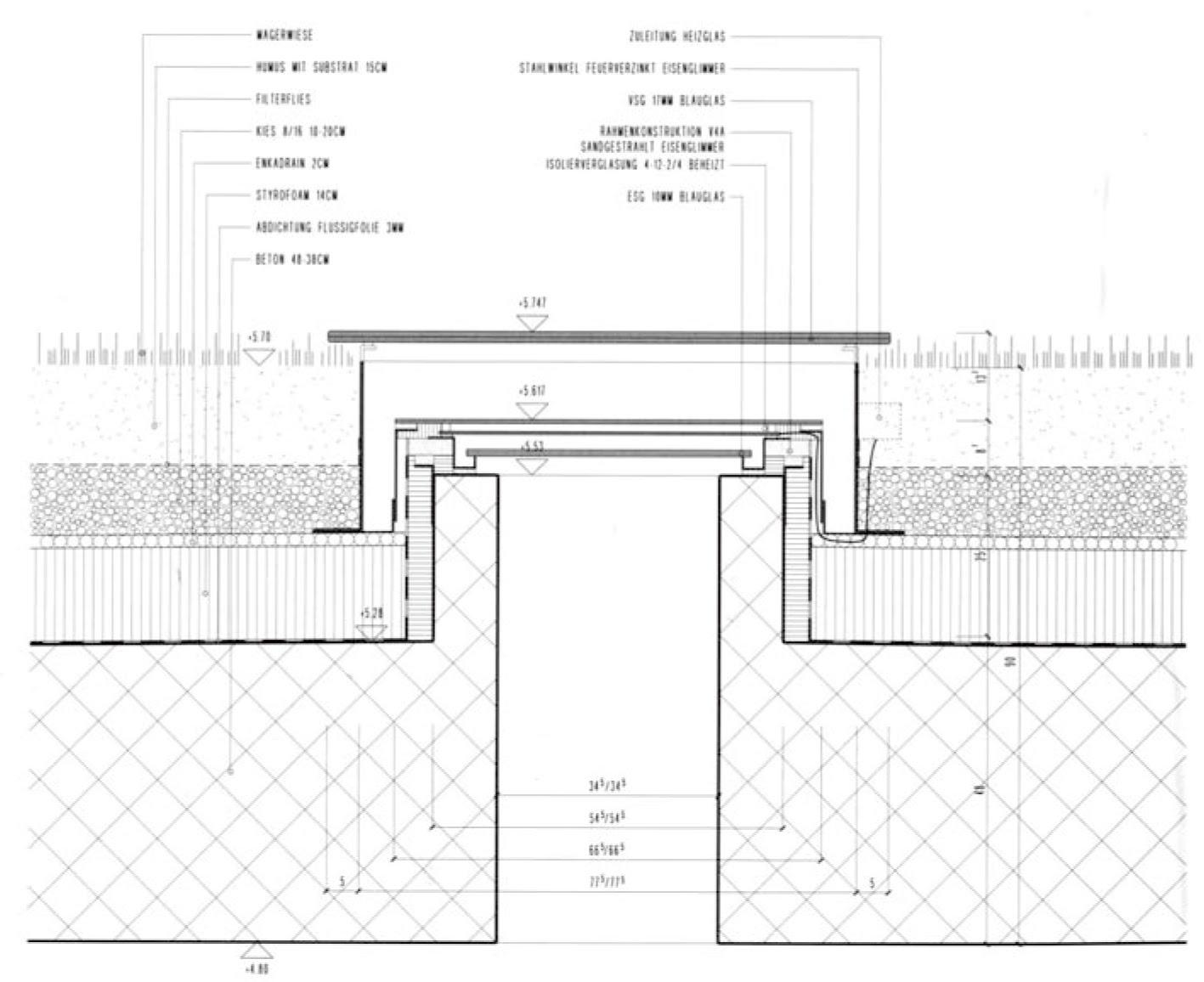 Arte y ensayo termas de vals 2 4 for Detalles constructivos de piscinas