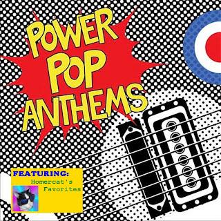 Homercat goes power pop
