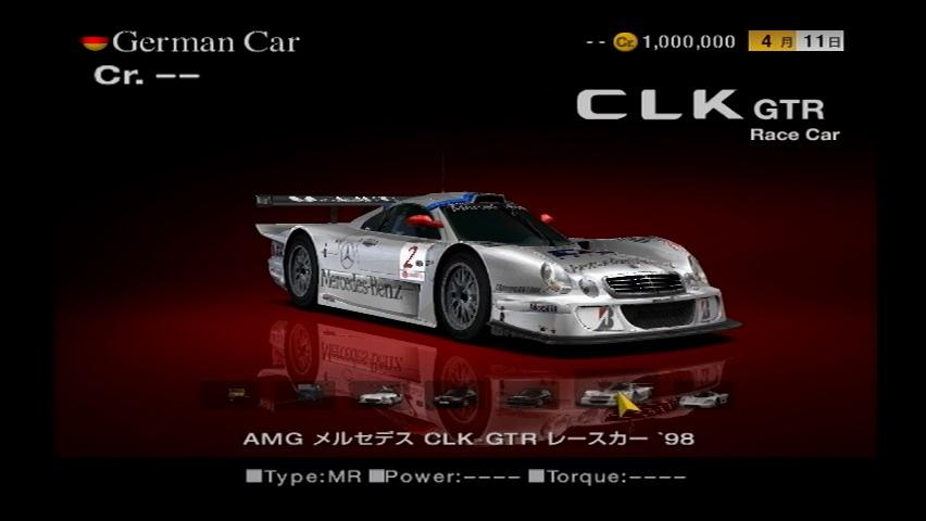 Carros mercedes benz gran turismo 4 ponto do video game for Mercedes benz car racing games