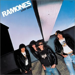 As primeiras compras The+Ramones-Leave+Home