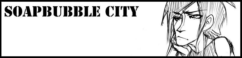 Soapbubble City