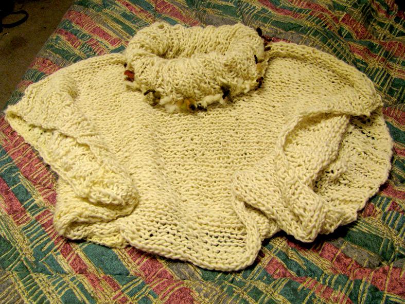 Modelos de chalecos tejidos a palillos - Imagui