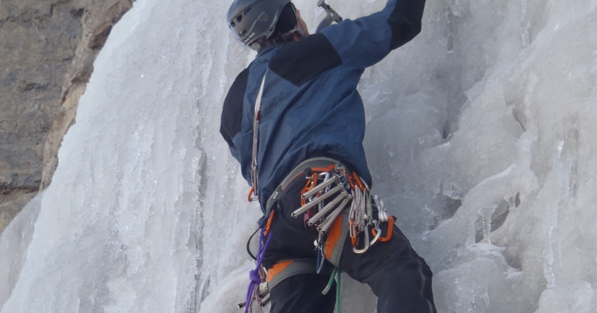 BLACK DIAMOND EXPRESS ICE SREW fastest placing ice screws on the planet