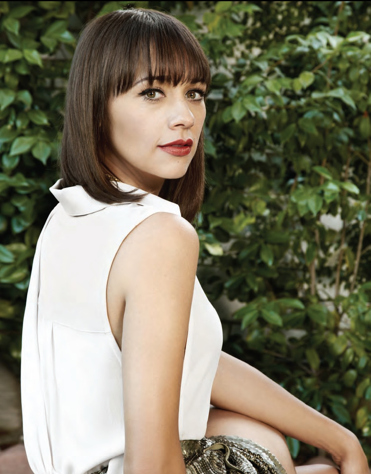 Rashida Jones July 2010