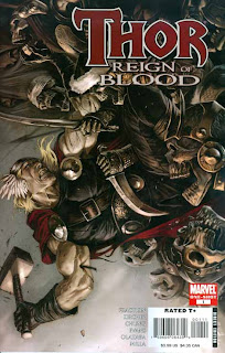 Thor, Reign of Blood