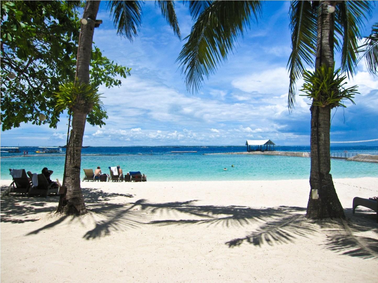 Пляжи на филиппинах фото