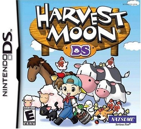 Harvest Moon DS (EUR) [multi5]