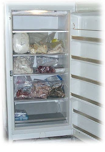 Tips merawat alat elektronik Freezer.freezer atau lemari pembeku harus ...