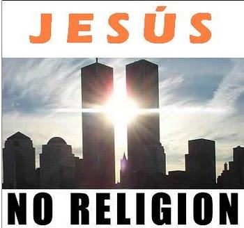JESUS no es RELIGION...Es VIDA