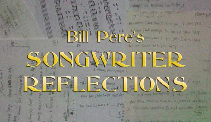 Songwriter Reflections