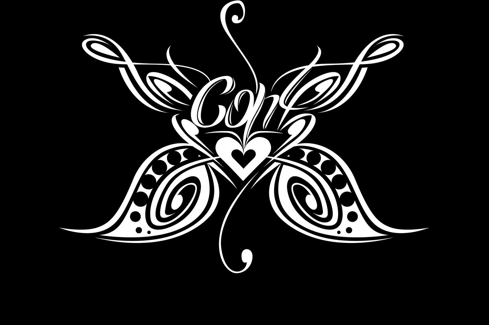 Colotful Tribal Tattoo Design