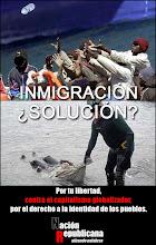 Stop inmigración
