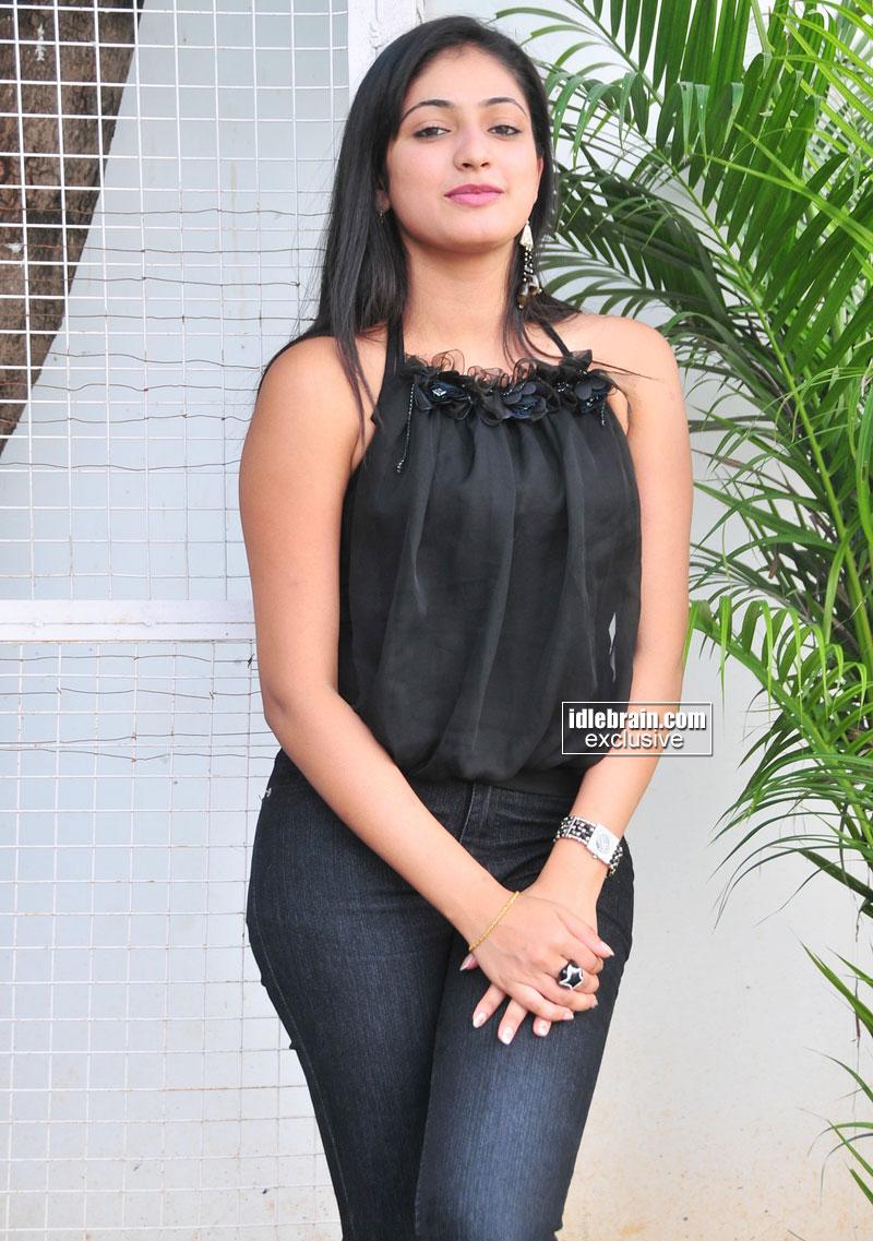, Haripriya Cute Pics in Black Dress