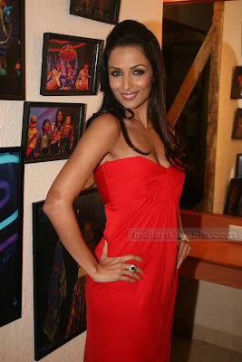 Malaika Arora Khan Looking Veru HOT at Salman Movie Dabangg promotions