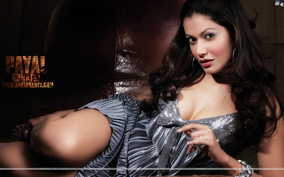 Hot Masala Indian Actress Payal Rohatgi Wallpapers