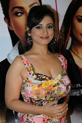 Bollywood MASALA HOT Actress DIVYA DUTTA Pics in Hot Dress