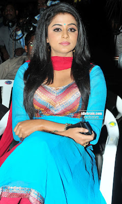 PRIYAMANI HOT PHOTOS In lovely Blue Traditional Indian Salwar