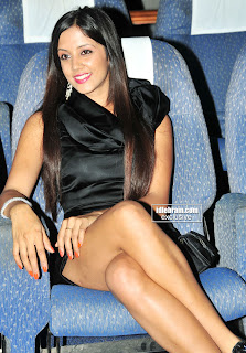 Explosive Hot Show By South Movie New commer RITHIKA Hot Photos from an event
