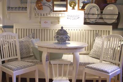 Schwedische kücheneinrichtung  Schwedischer Landhausstil