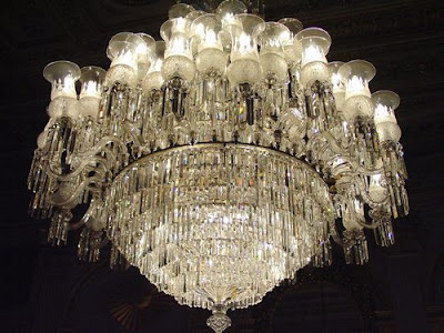 The tuzla baccarat crystal chandelier jean marc fray detail of the dolmabahe chandelier aloadofball Choice Image