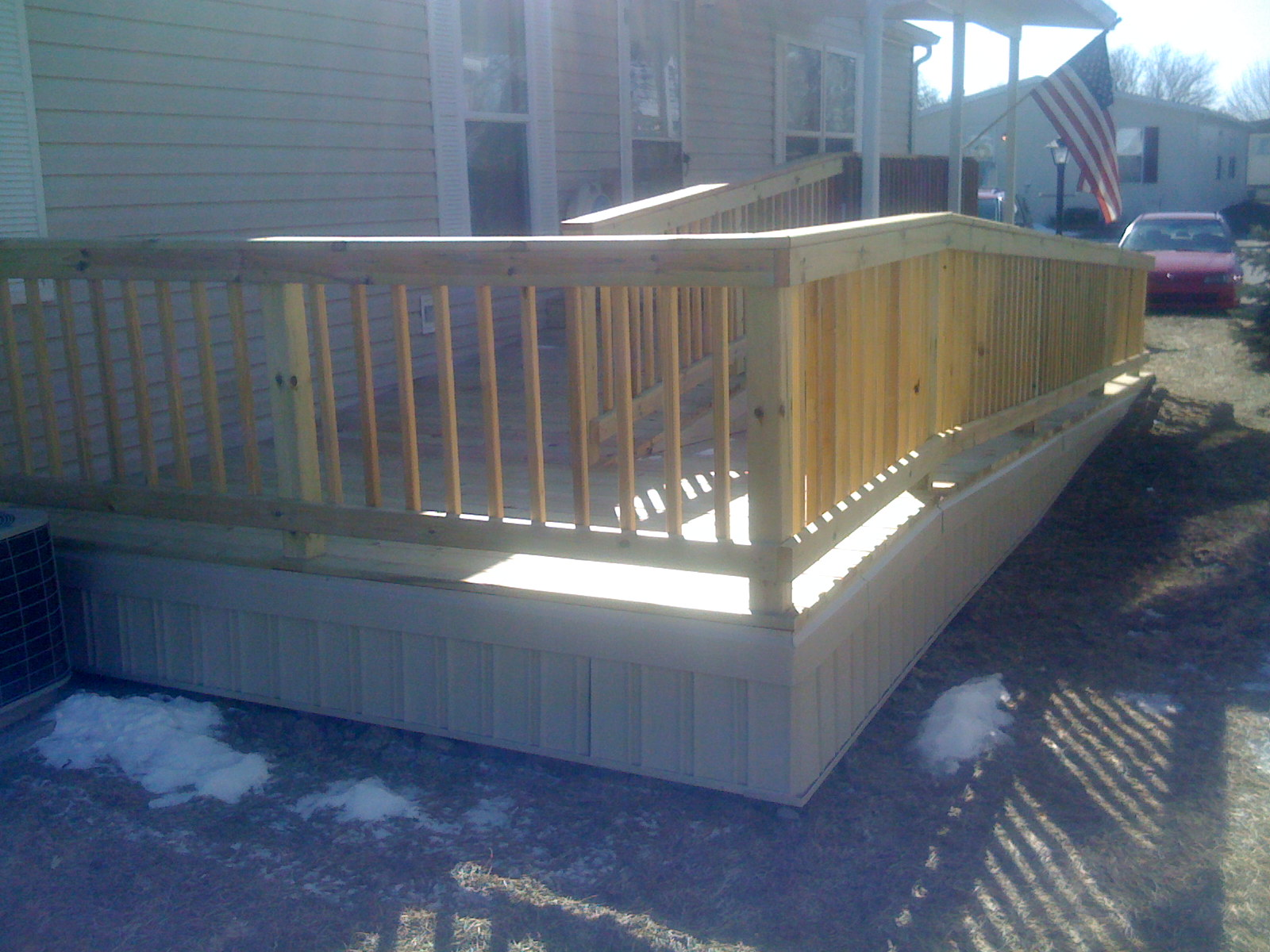 Outdoor Living Railings part 2