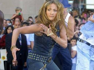 dance jennifer life lopez
