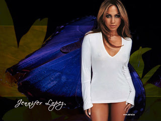 jennifer lopez on the 6