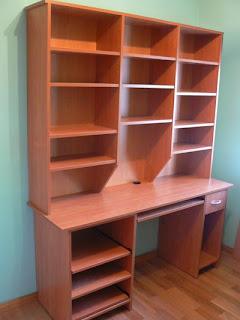 Zavasmuebles carpinteria de dise o escritorio biblioteca for Muebles de oficina quilmes andres baranda