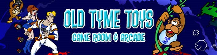 OldTymeToys GameRoom & Arcade