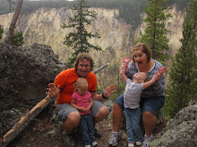 Yellowstone Family Picture