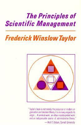 taylor scientific management theory pdf