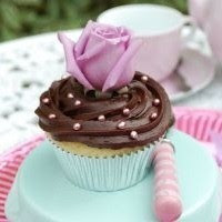 Çikolata Kremalı Top Kek