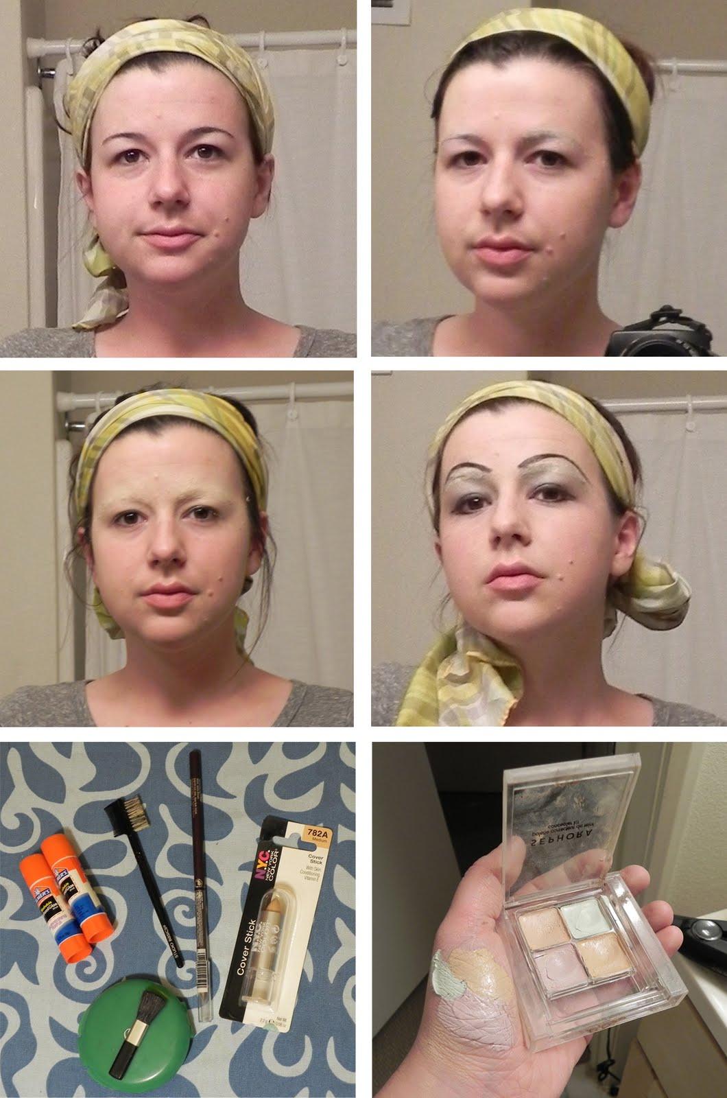 how to get darker eyebrows in a week