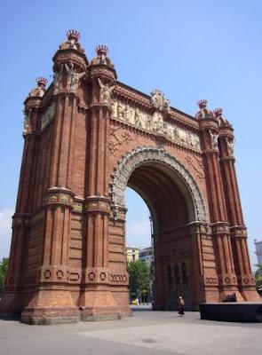 Arc del Triomf Barcelona