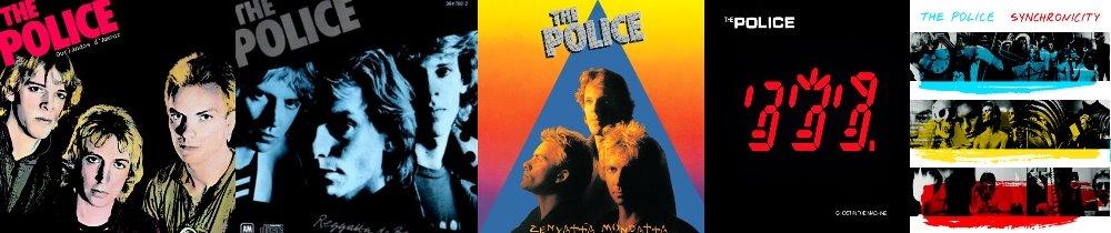 Discografía The Police