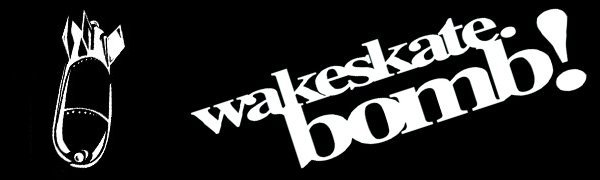 Wakeskate Bomb