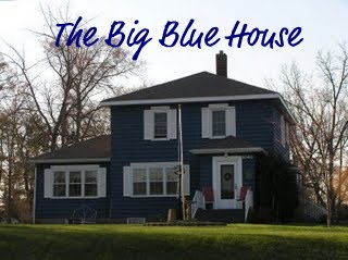 Big Blue House