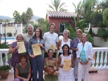 Estudientes Reiki 2 Villa La Paz -Coin