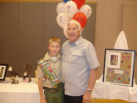 EAGLE SCOUT - LOGAN