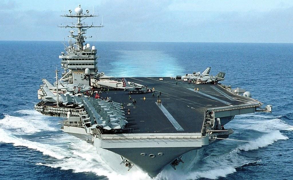 navy ship uss george washington 7th fleet aircraft carrier BB-34 USS New York USS Oak Hill