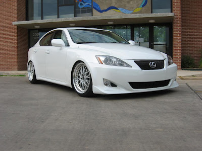 Lexus Is250 Blacked Out. 2009 Starfire Pearl lexus