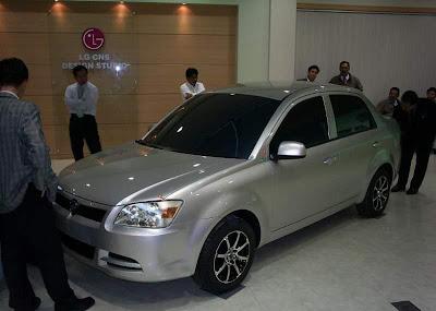 Proton Saga Baru