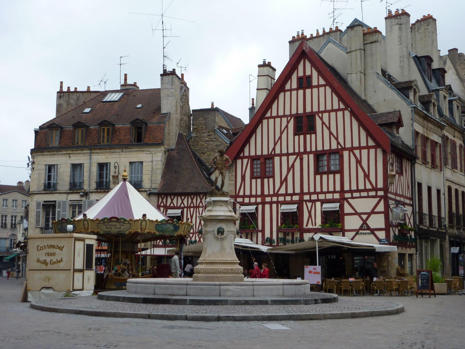 Dijon France  city images : Dijon France Sunday May 9th