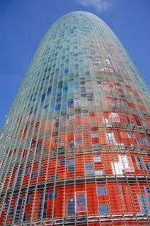agbar torre Aguas Barcelona